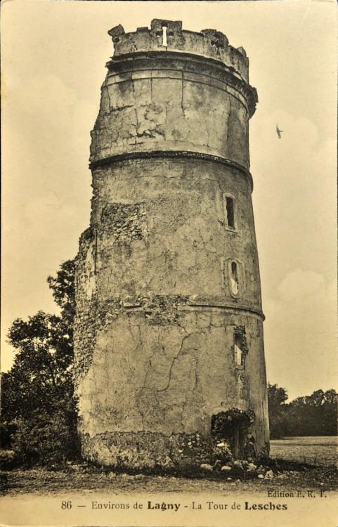 La tour de Lesches 4