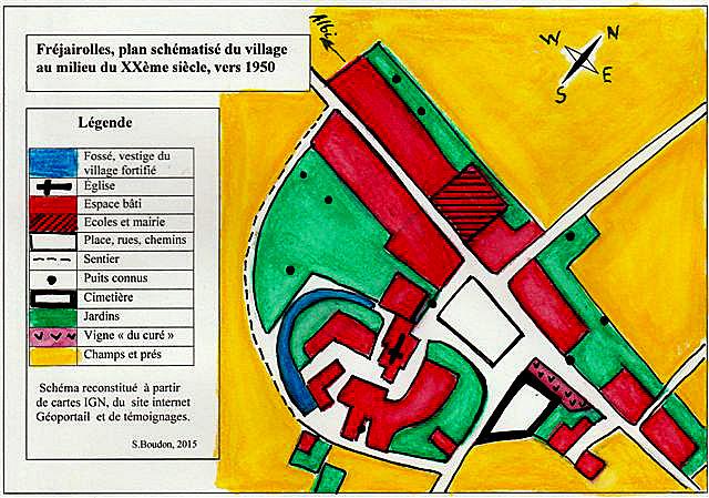 plan schématisé du village 1950.jpg