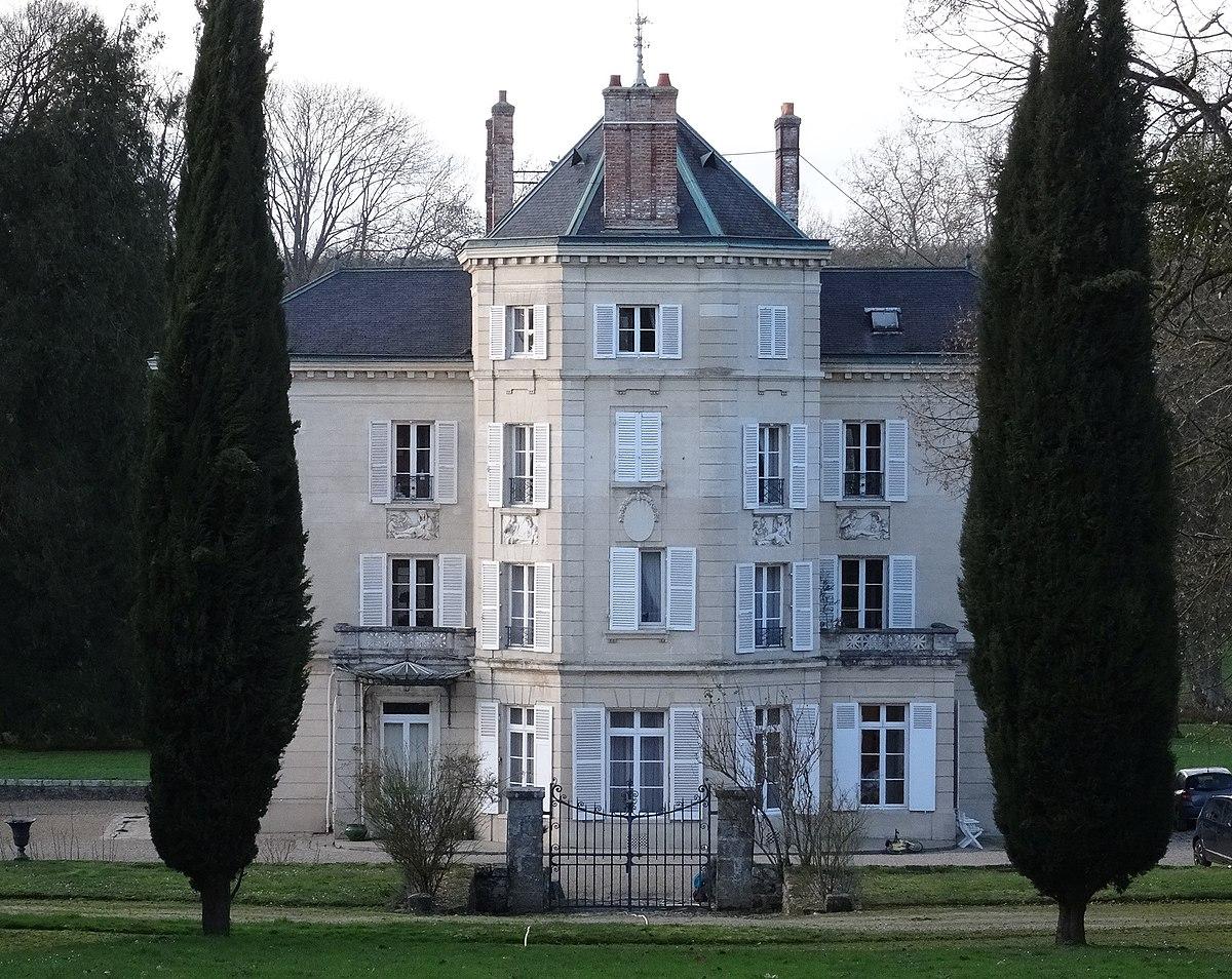 Chateau de Presles