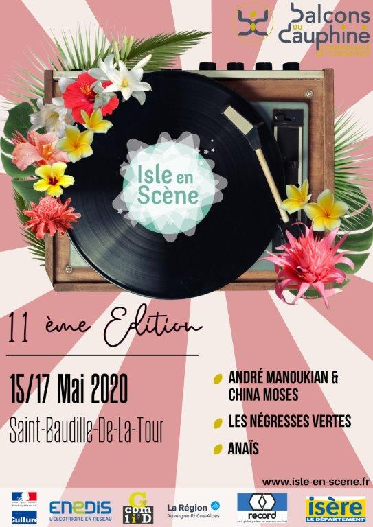 Festival Isle en Scène 2020