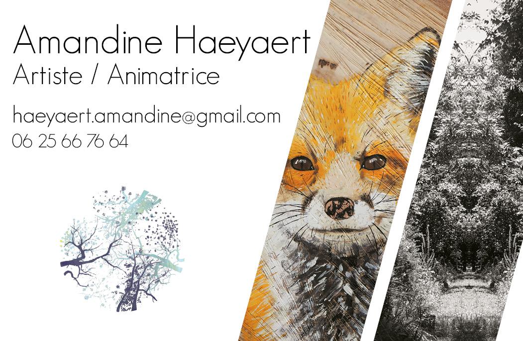 Amandine HAEYAERT