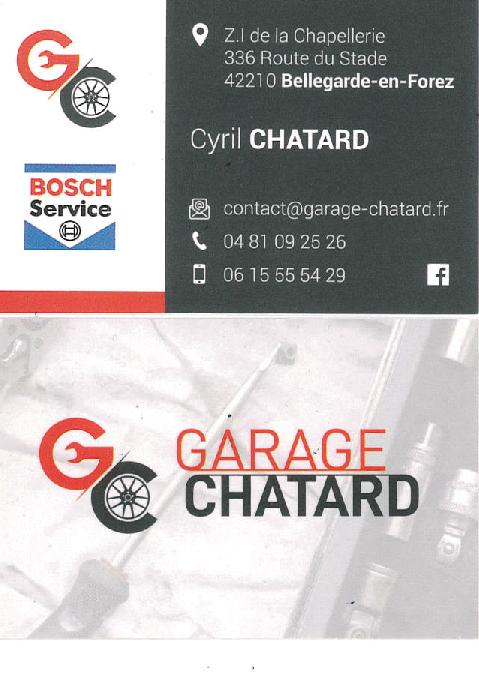 GARAGE CHATARD