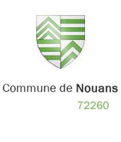 Commune de Nouans