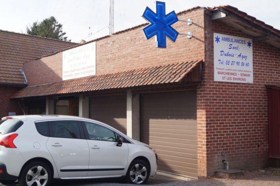 Ambulances Dubois-Agez