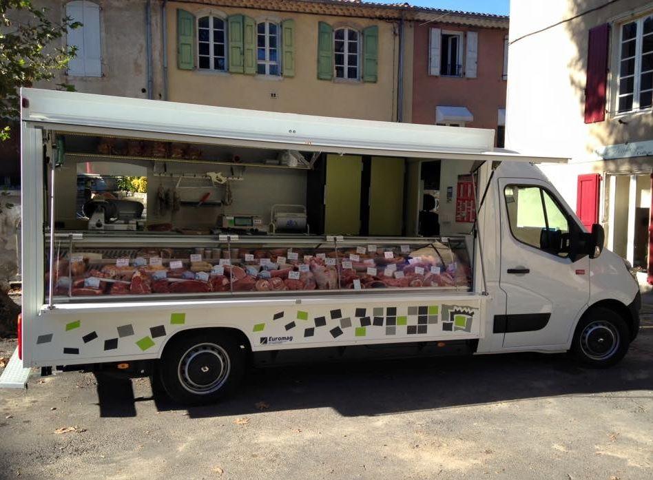 Camion Thierry Schweda - boucher à Lasalle.JPG