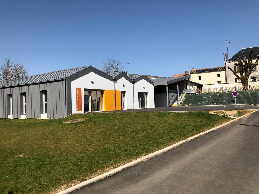 Extension Centre periscolaire 2