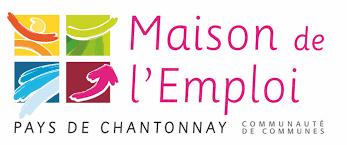 Logo Maison de l'emploi Chantonnay