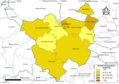 Localisation communes com-com