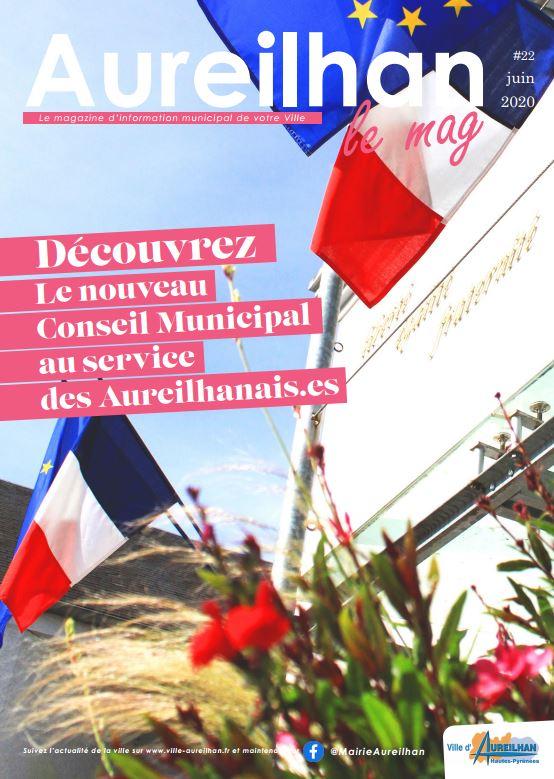 2020 06 Aureilhan le mag n°22 .JPG