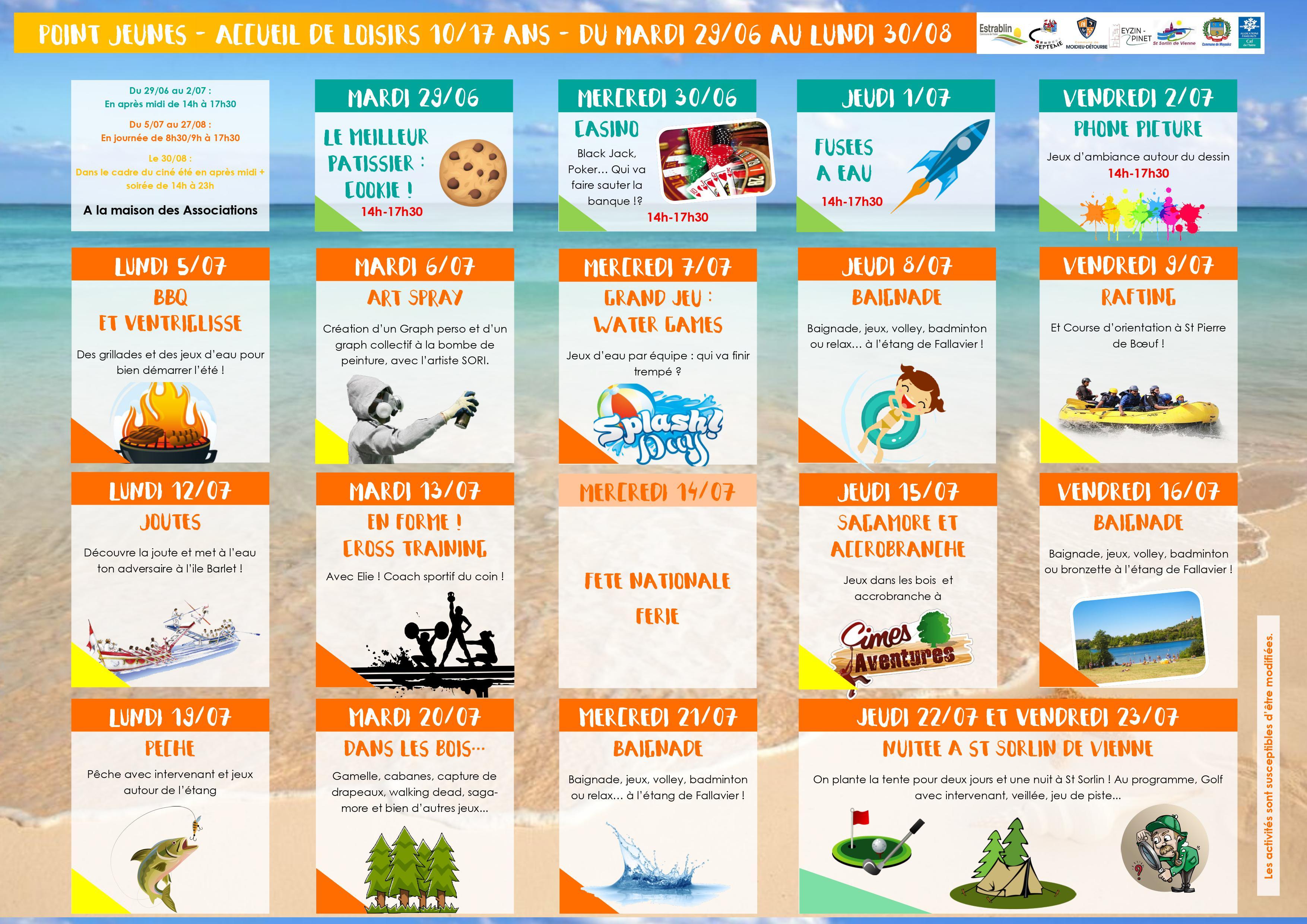 2021-05-22 Programme ETE 2021 - Juillet - Pt Jeunes