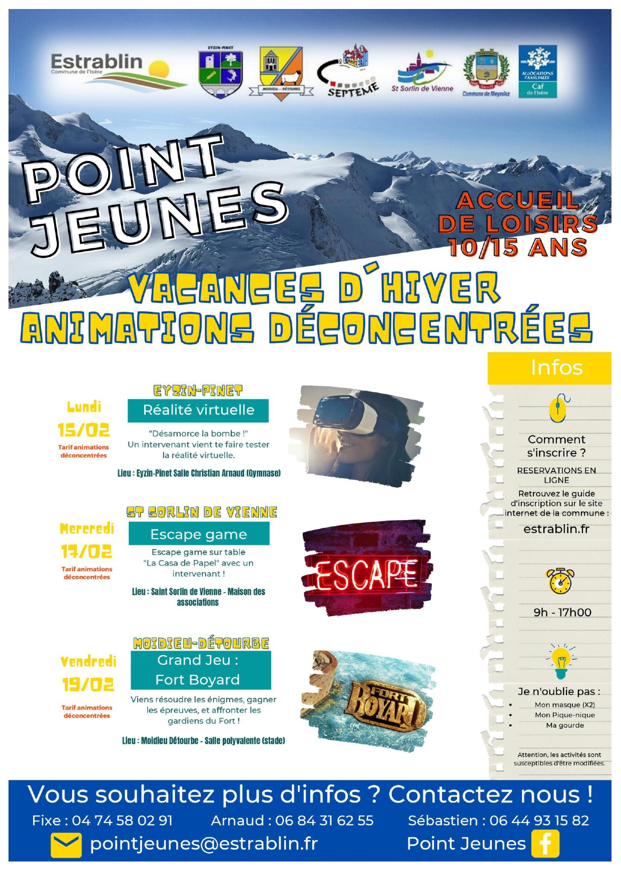 2021-01-16 ANIMATIONS DECONCENTREES - HIVER 2021