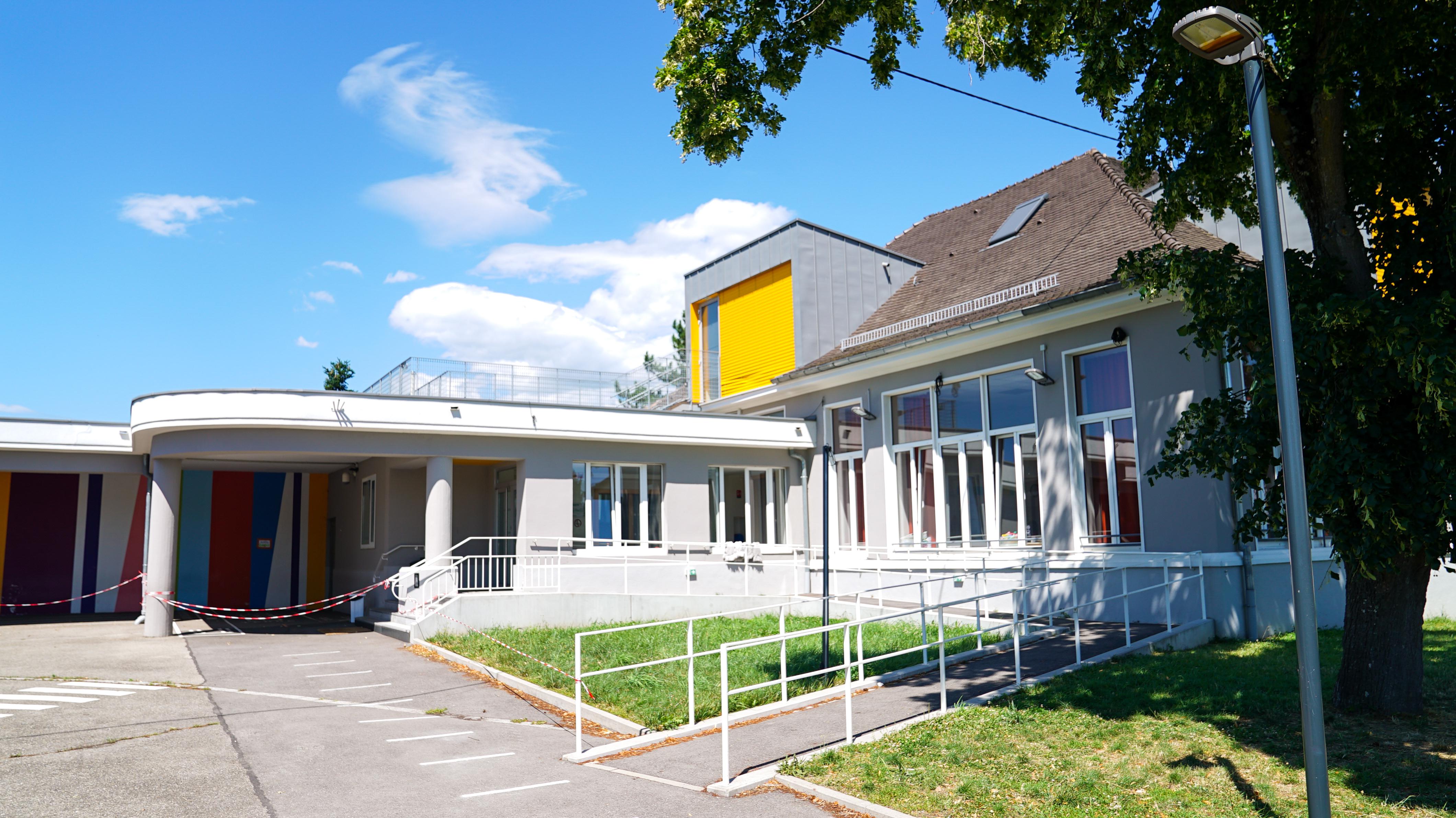 Centre maternelle
