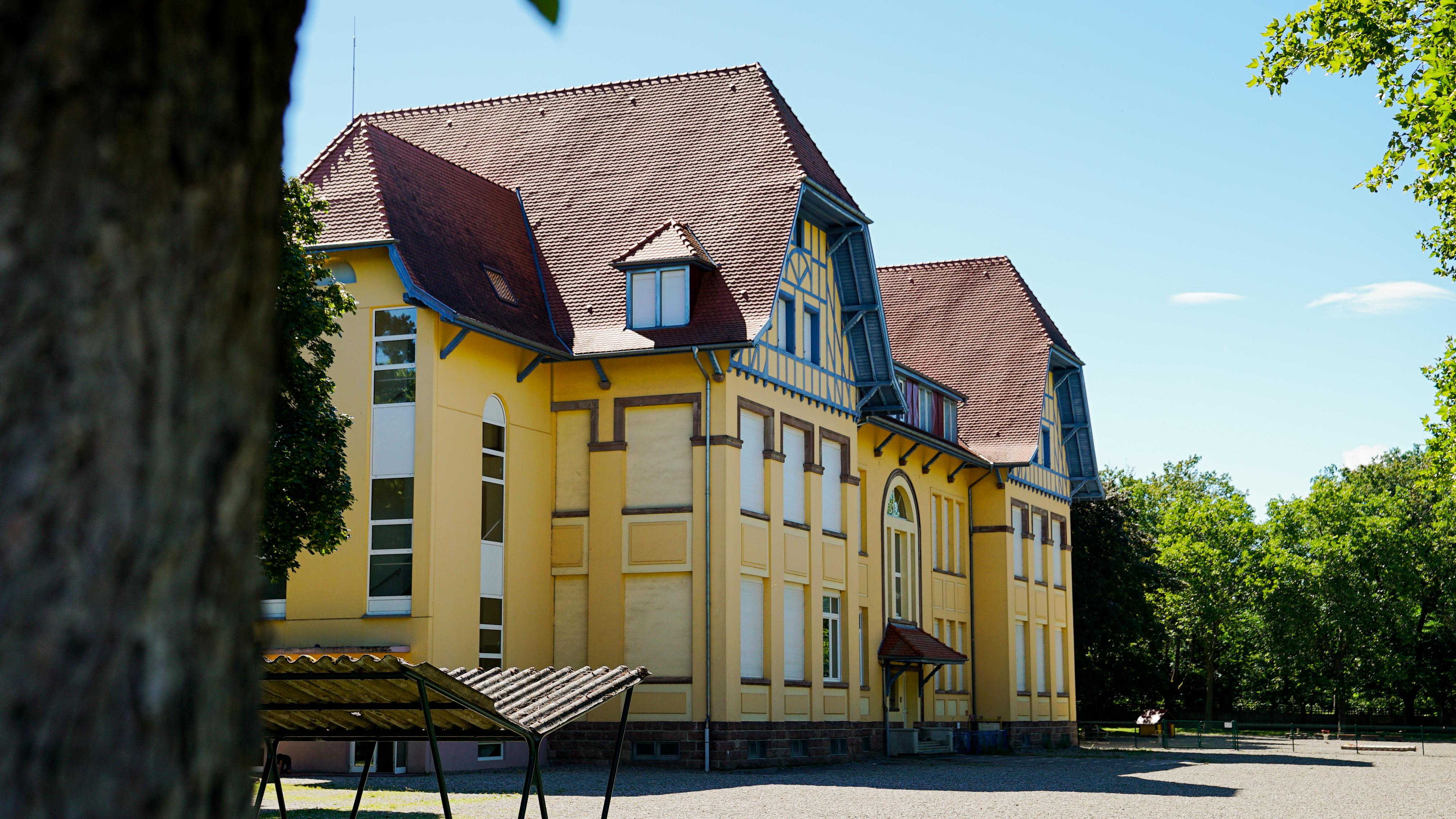 Graffenwald groupe scolaire