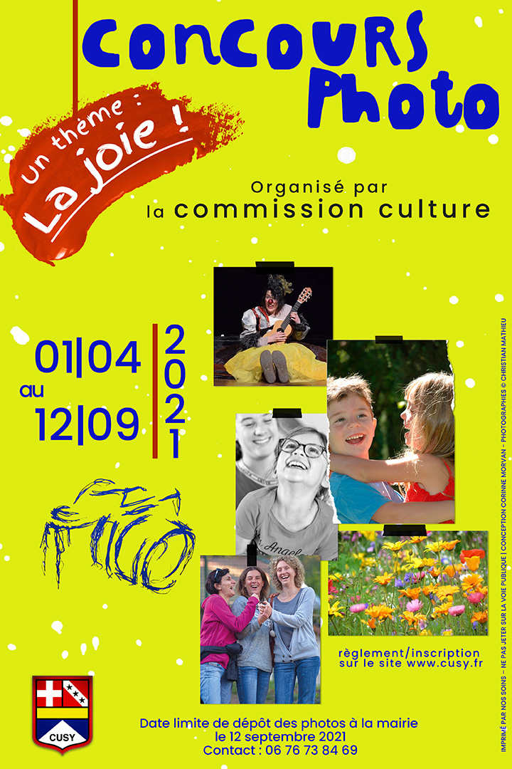 Concours photo Cusy