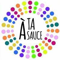 Logo A ta Sauce