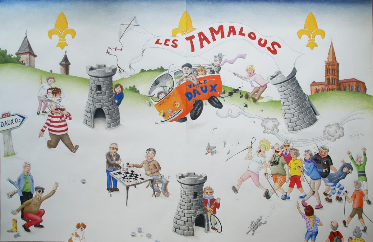 Logo Tamalous