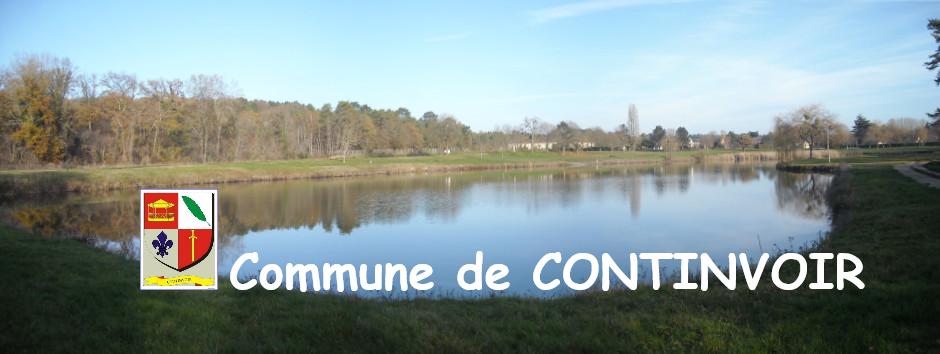 Commune de Continvoir 37340 (Indre et Loire)