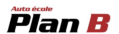 Logo Auto école
