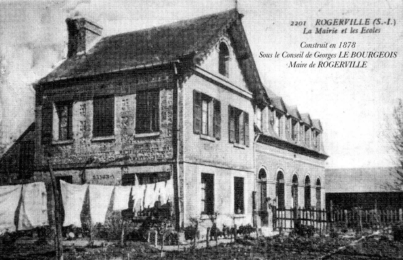 Mairie Ecole G Le Bourgeois