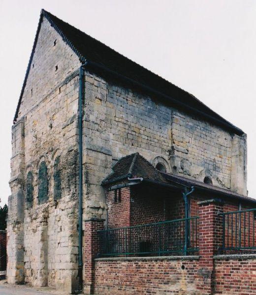 Chapelle Saint Cyr