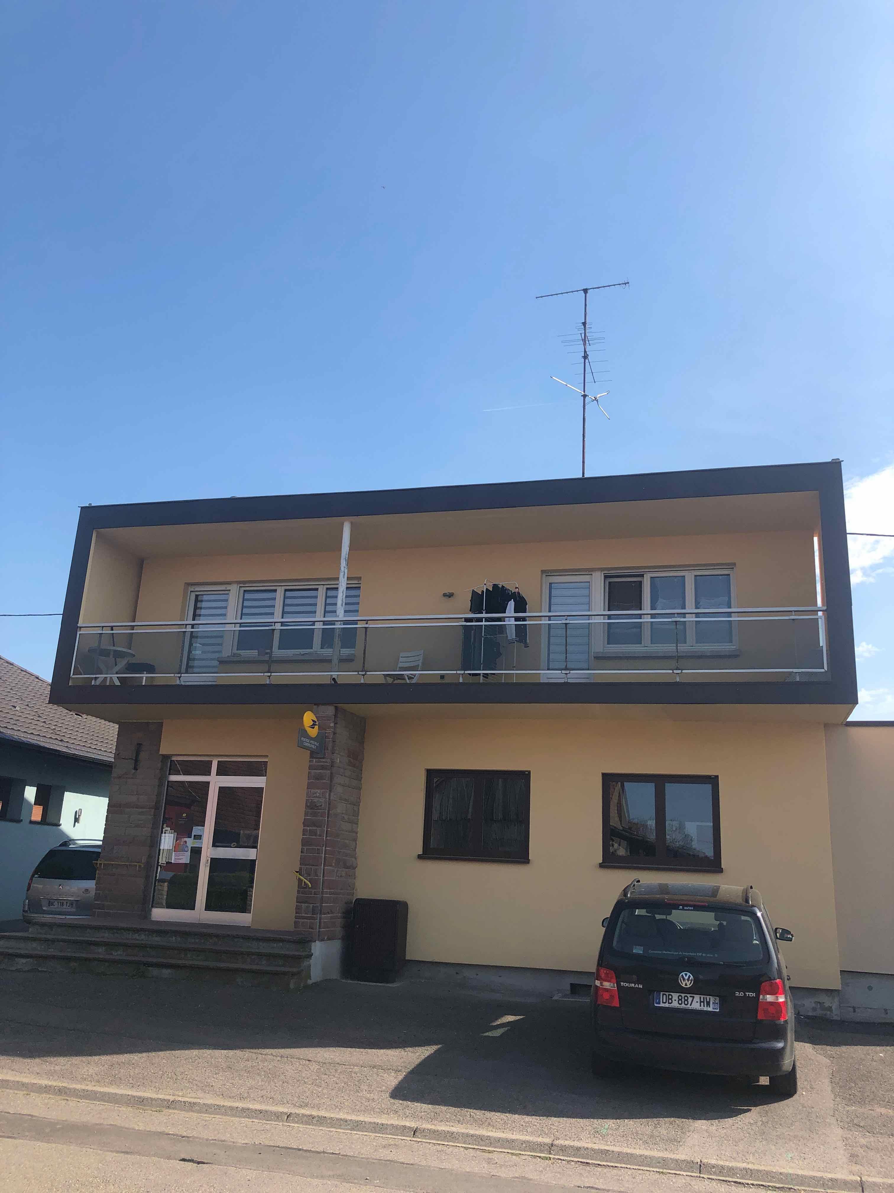 Appartement 4 pièces -118m² à louer