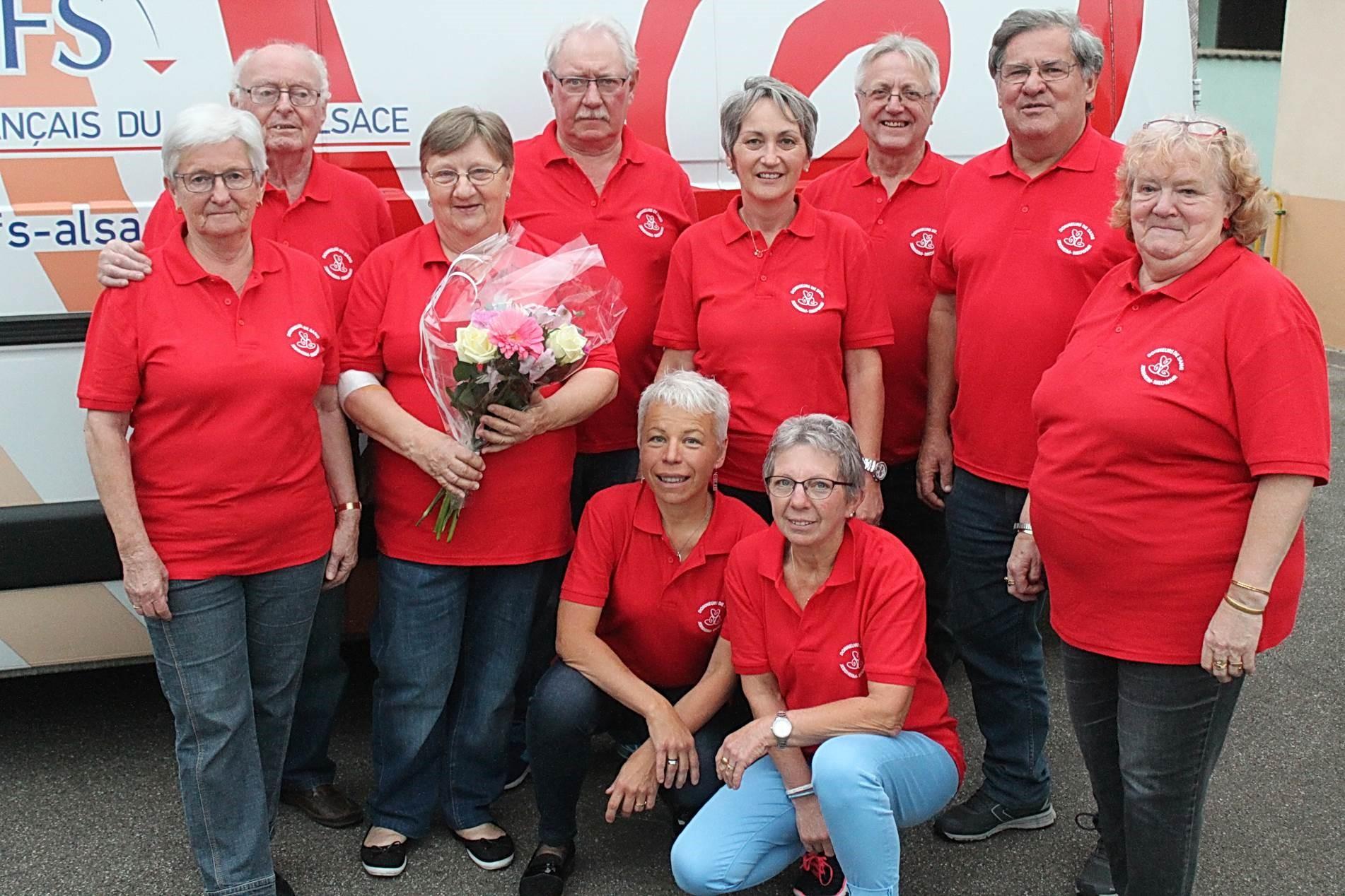 Amicale des Donneurs de Sang Jebsheim - Riedwihr