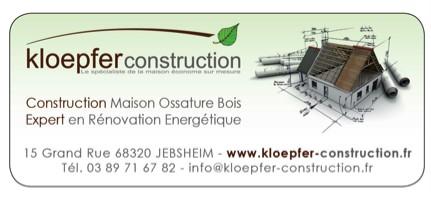 KLOEPFER CONSTRUCTION