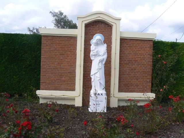 La Vierge, Rue du Gibet