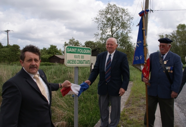 inauguration route anciens combattants