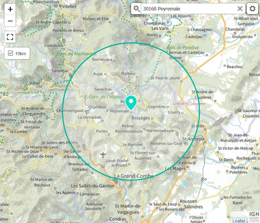 10 km autour de Peyremale.jpg