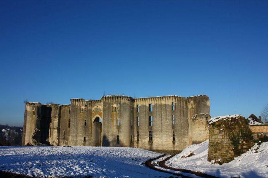 château neige