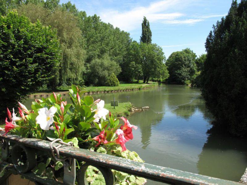 séparation rivière canal