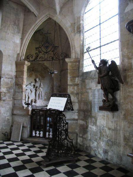 Baptistère Saint Nicolas