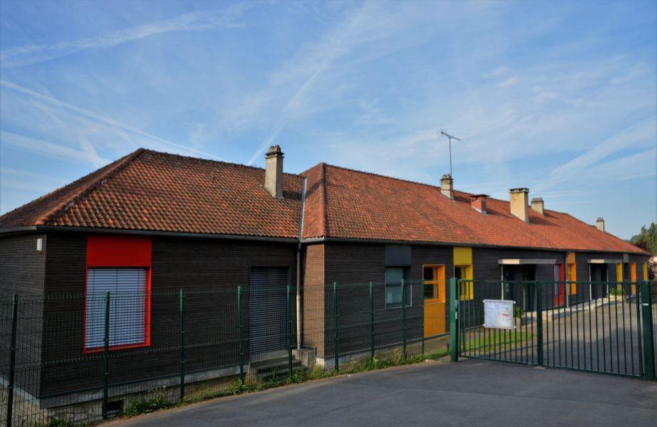 école vue rue