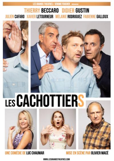 Les Cachottiers (13/03/2022                                 -                                 13/03/2022)