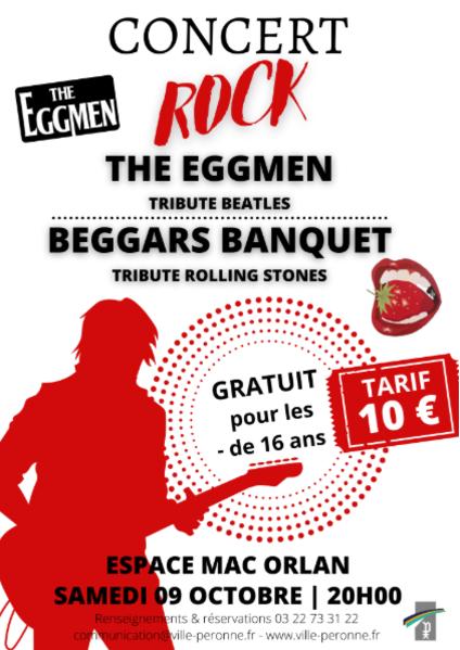 Concert Rock 60' - 70' (09/10/2021                                 -                                 09/10/2021)