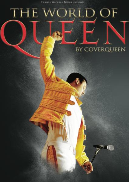The World of Queen - Péronne (09/11/2021                                 -                                 09/11/2021)