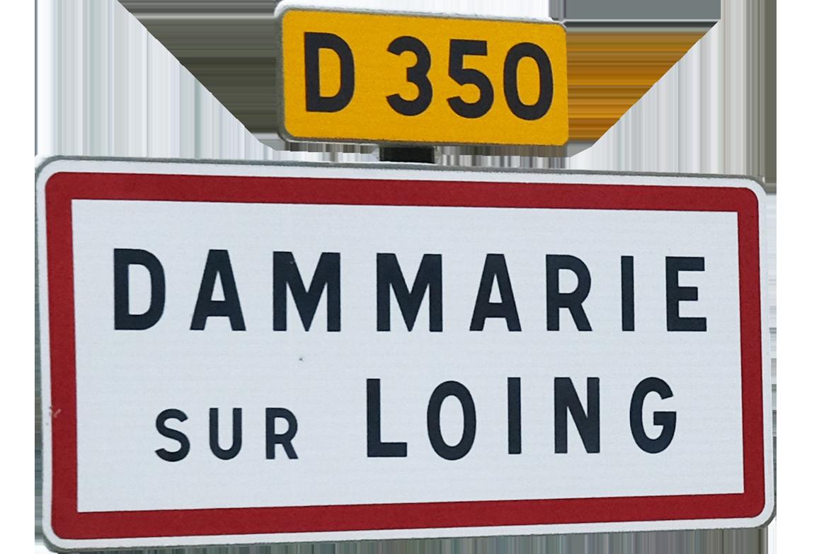 Commune de Dammarie-sur-Loing