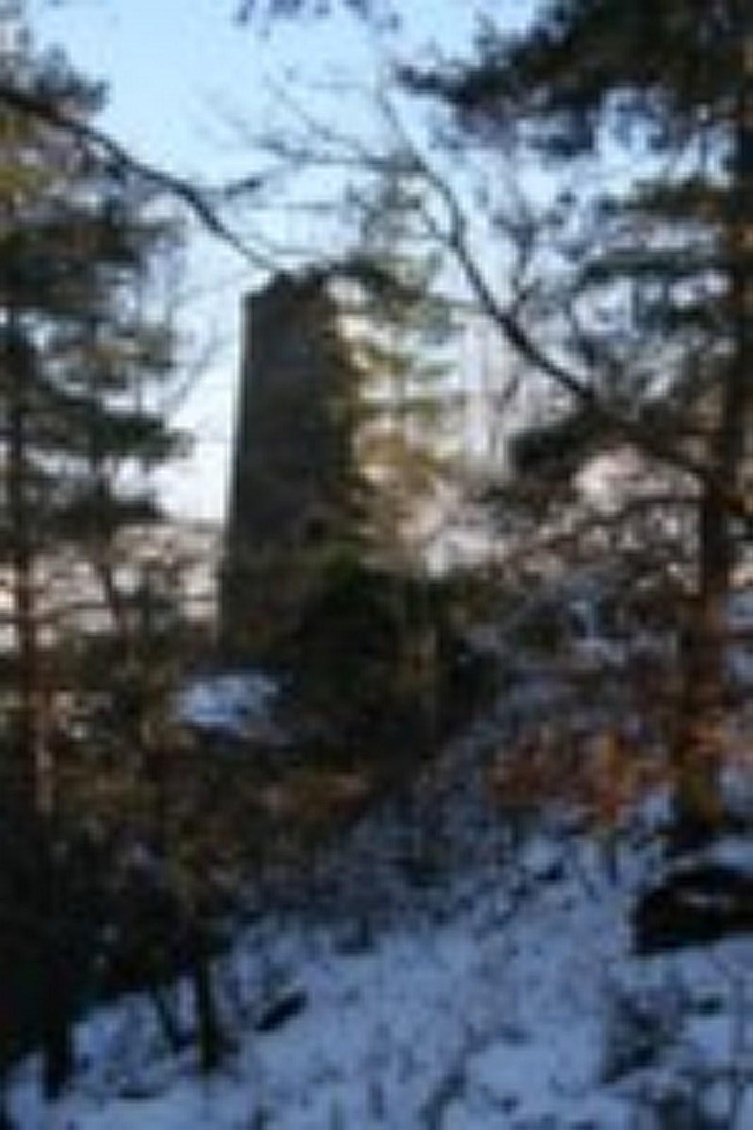 Ruines de l'église Saint Roch