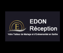 "Logo ""Edon reception"""