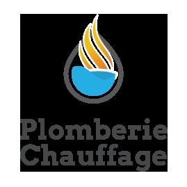 "Logo ""Plomberie chauffage"""