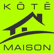 """Logo """"Kote maison"""""""