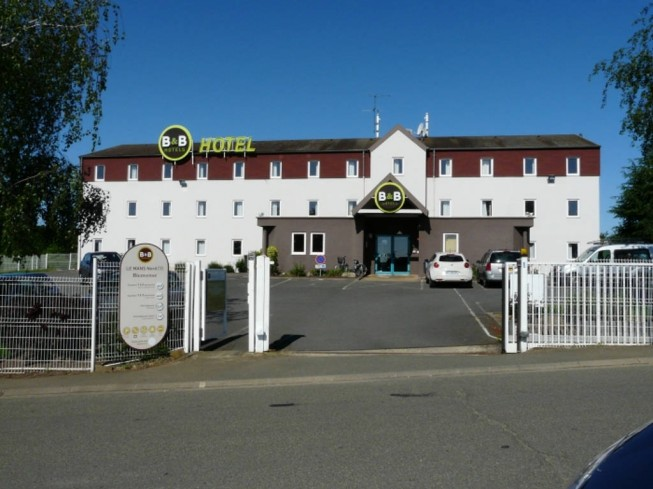 """Photo de l'hotel """"BB Hotel"""""""