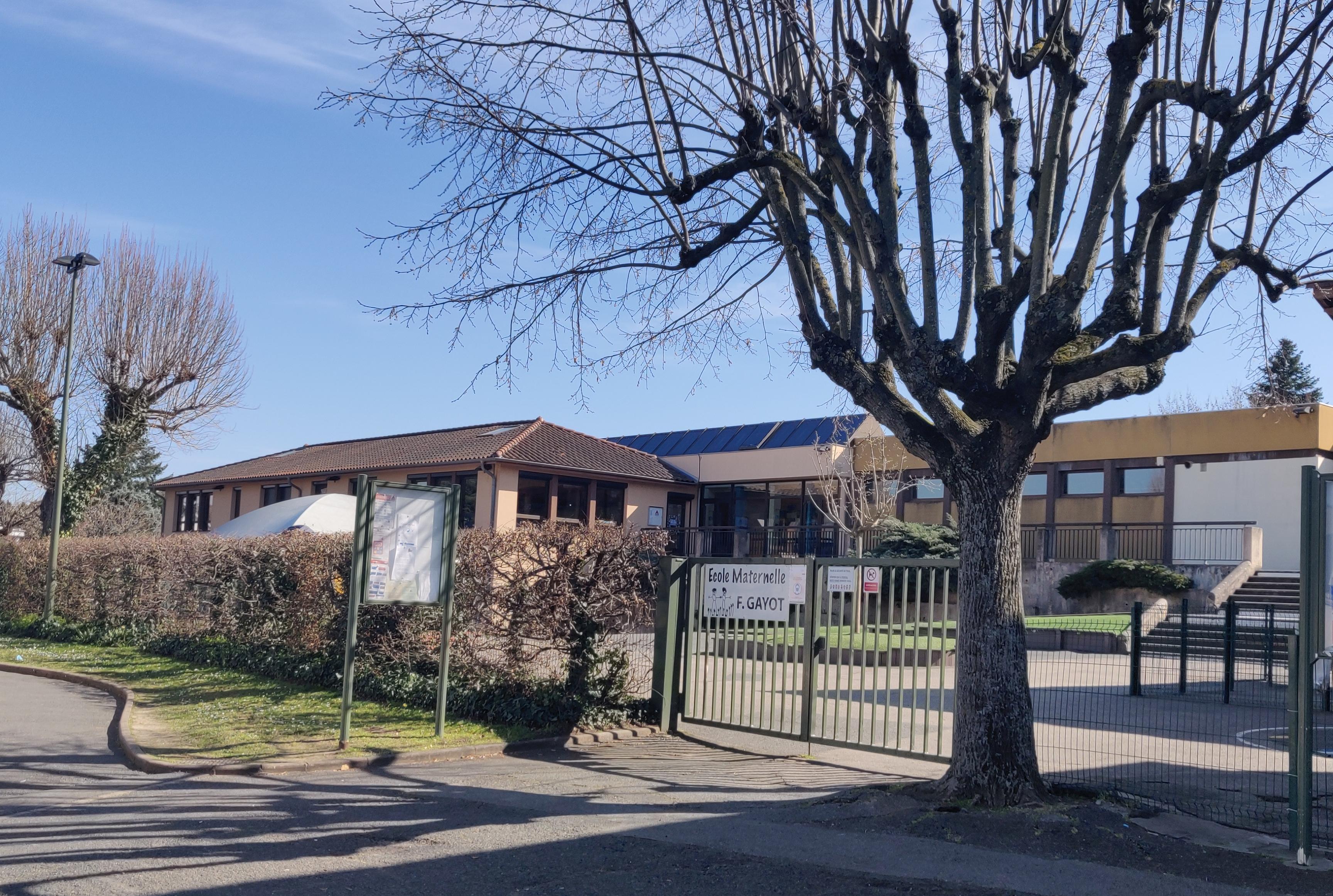 Batiments communaux - ecole maternelle 2021