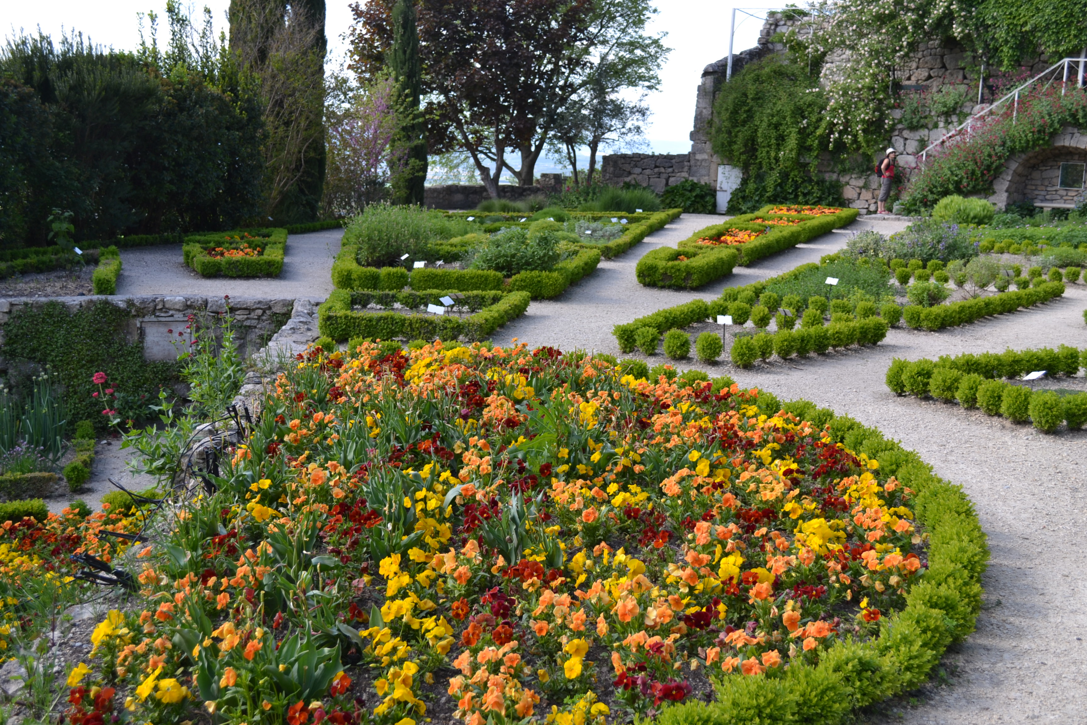 LGA-Jardin des herbes