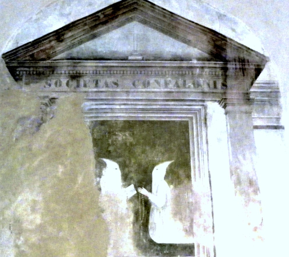 LGA - SITE Village - Chapelle Penitents - Fresque interieur .JPG