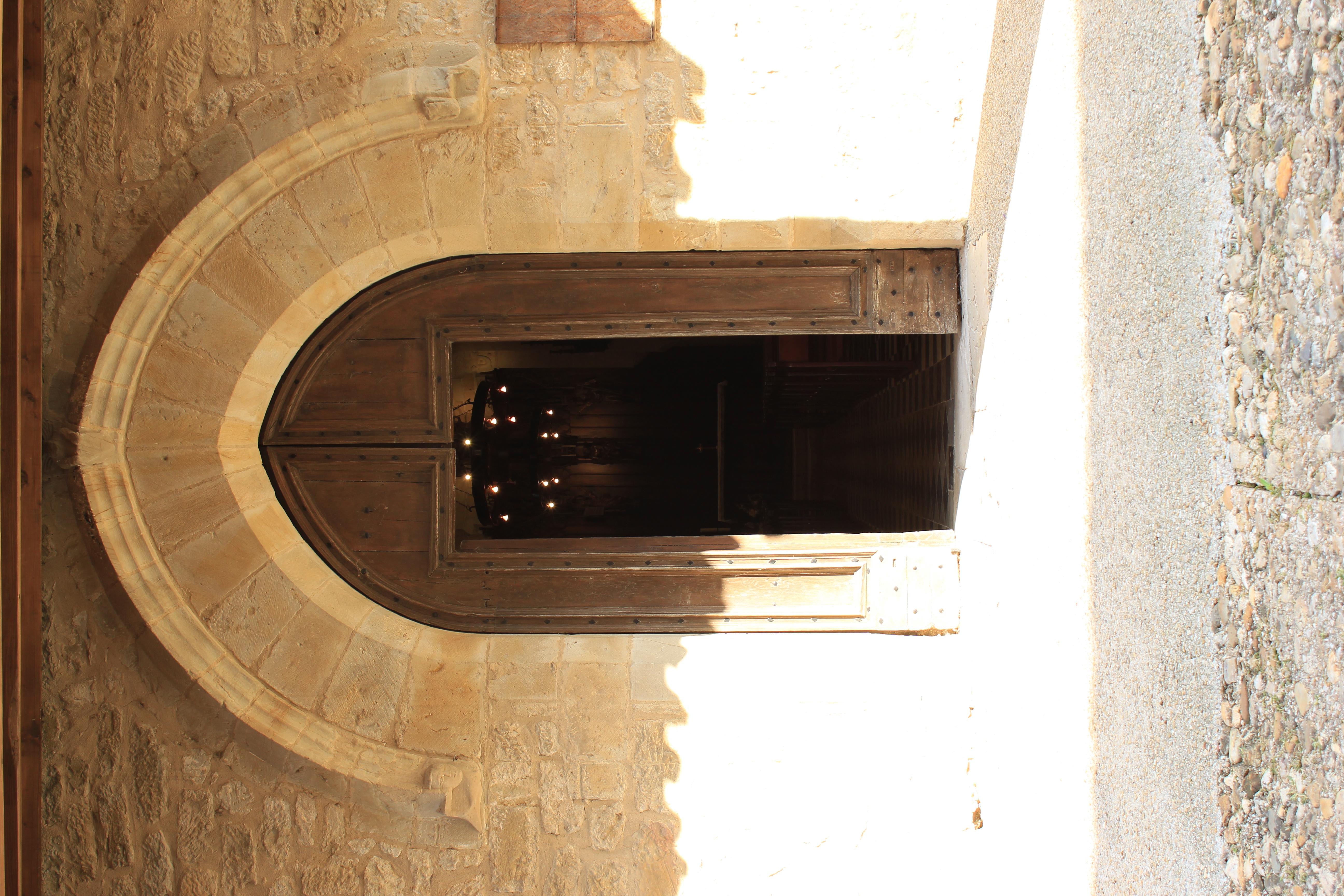 Eglise Entrée