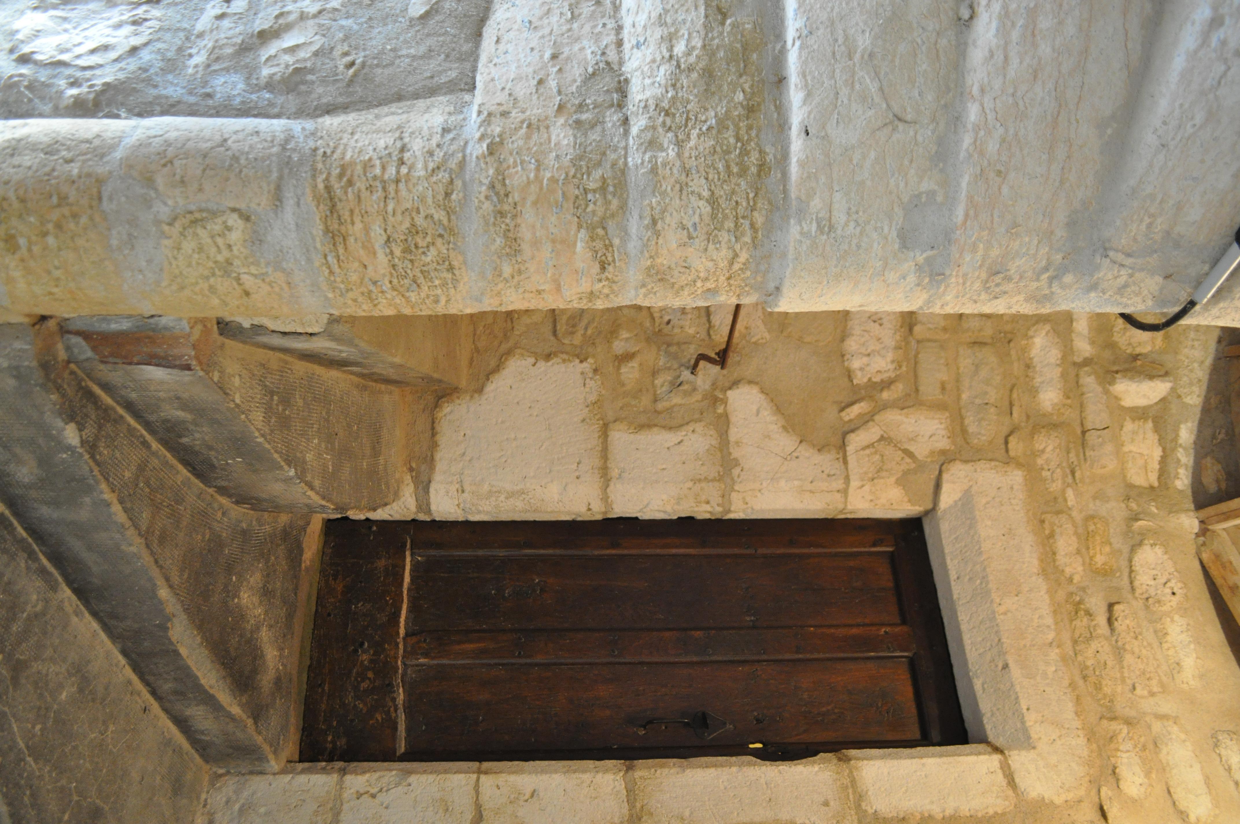 Eglise Escalier