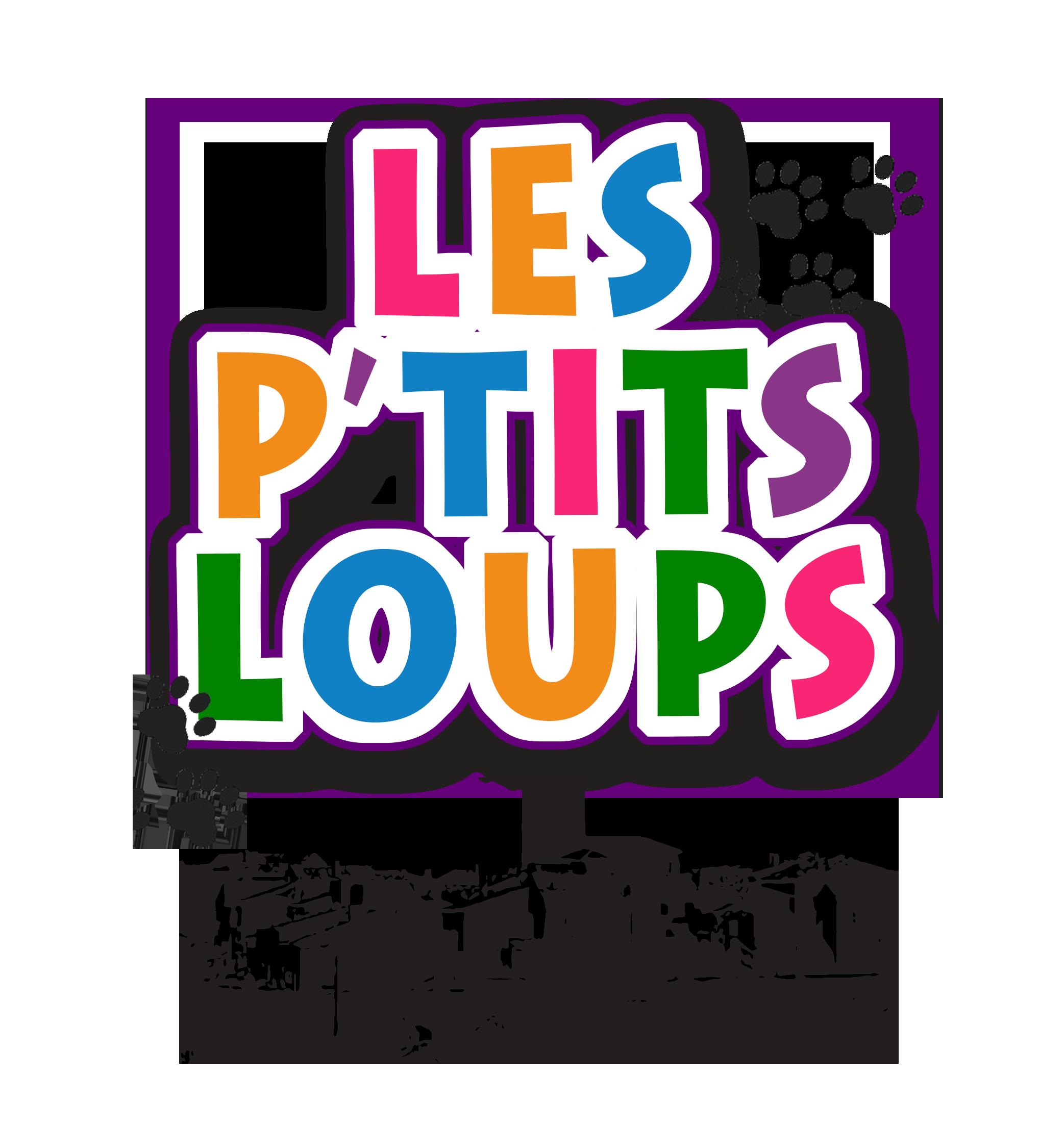 Logo ALSH Les P'tits Loups