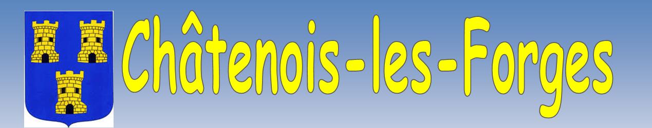 Châtenois-les-Forges - Site officiel de la commune